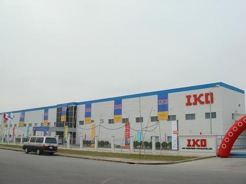 Chăm sóc và duy tu khuôn viên Công ty IKO Thompson Việt Nam