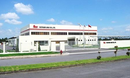 Chăm sóc và duy tu khuôn viên Công ty ARAI Việt Nam