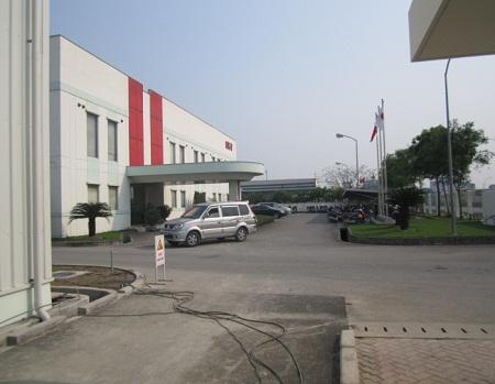 Trồng và chăm sóc cây cỏ Công ty SIK Việt Nam
