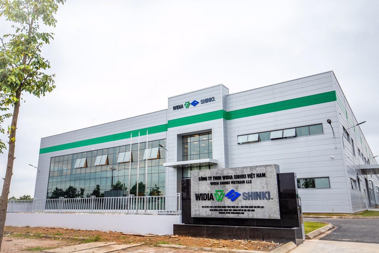 Nhà máy Widia Shinki Việt Nam