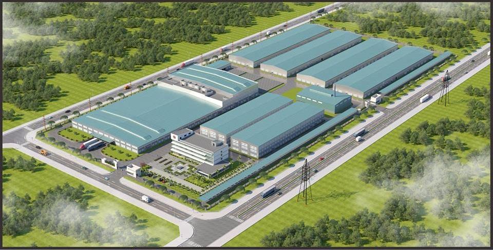 Dự án nhà máy dệt nhuộm JASAN Việt Nam (Giai đoạn 3A)